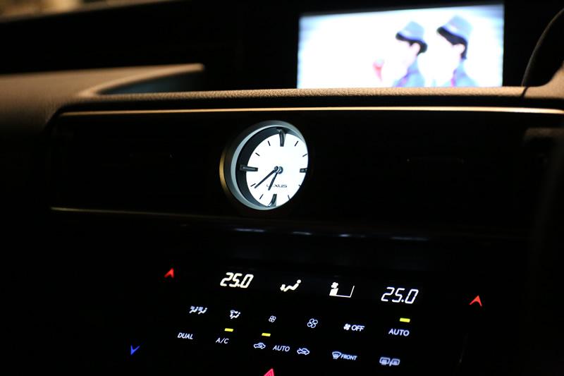 RCFアナログ時計